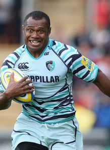 Vereniki Goneva in Leicester colours