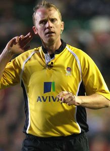 SKY_MOBILE Wayne Barnes - Aviva Premiership referee