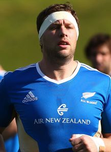 Wyatt Crockett All Blacks prop