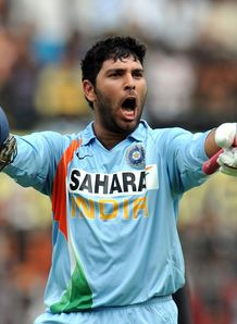 Washout delays Yuvraj return