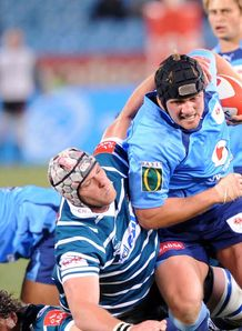 Frik Kirsten blue bulls