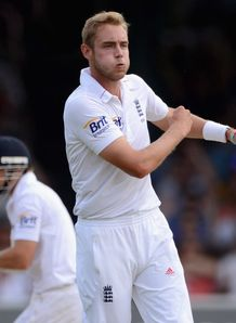 Broad: We have a great side