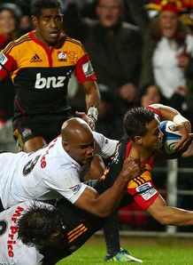 SKY_MOBILE Tim Nanai-Williams - Chiefs - Super Rugby final - 4/8/12