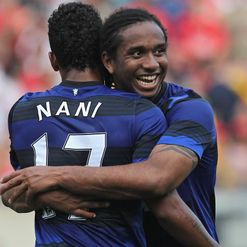 Nani & Anderson: Back in action