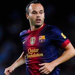 Iniesta: Footballing magician