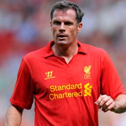 Carragher: Not too happy
