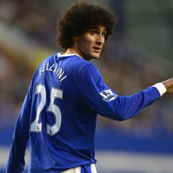 Fellaini: Craves higher level