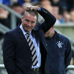 "Ally McCoist: Says his men are ""not reacting"" to their current situation"