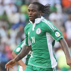 Moses: Set to fly with Eagles