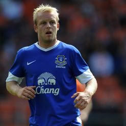 Steven Naismith: Still getting over last year's operation