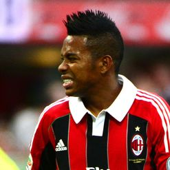 Robinho: Has a soft spot for home