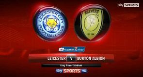 Leicester 2-4 Burton