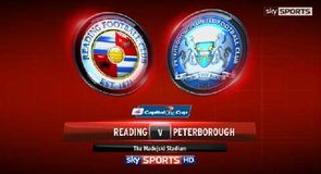 Reading 3-2 Peterborough
