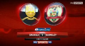 Swansea 3-1 Barnsley