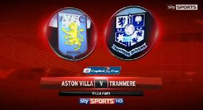 Aston Villa 3-0 Tranmere