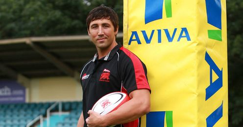 Gavin Henson London Welsh