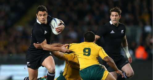 Dan Carter New Zealand v Australia 2012