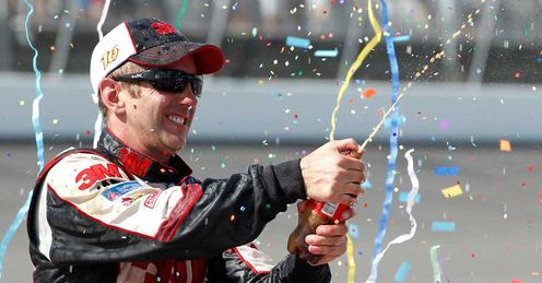 Don't forget Greg: Biffle is capable of pipping Johnson, Hamlin and co to the Nascar Sprint Cup title