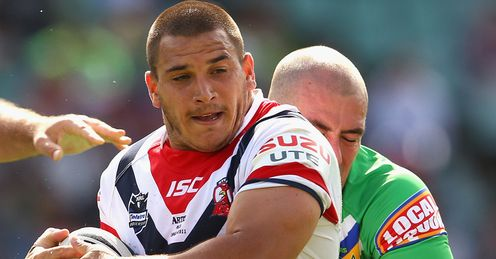 Justin Carney Sydney Roosters