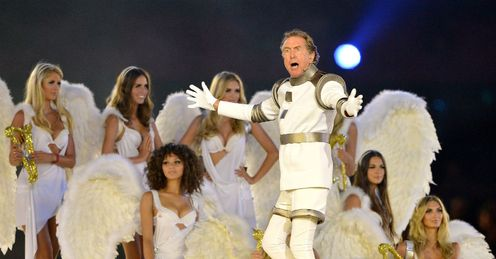 Eric Idle Closing Ceremony London 2012 Olympic Games