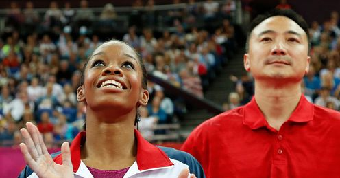 Gabrielle Douglas USA Women s Individual All Round Russia London 2012 Olympic Games2