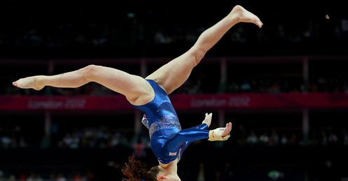Hannah Whelan Team GB Women s Individual All Round Russia London 2012 Olympic Games