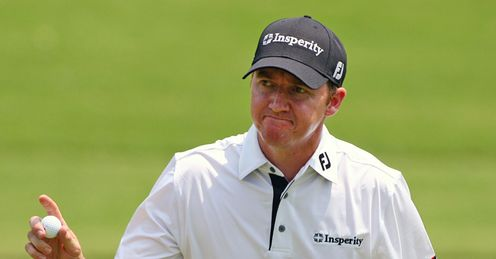 Jimmy Walker - this week's form man could be the Riviera dark horse
