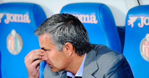 Mourinho: needs to deal with deeper defences
