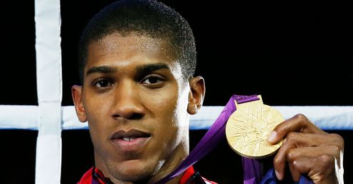 Joshua: Glenn thinks the Olympic champion will turn pro soon