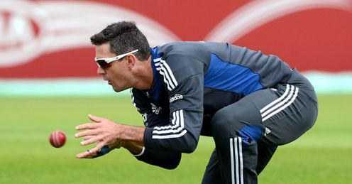 Caught out: Pietersen is available for all international formats but has been axed for Lord&#39;s