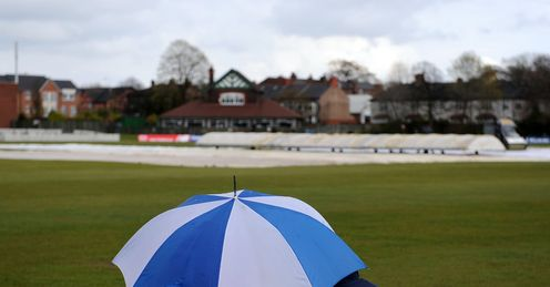 Liverpool rain cricket County Championship Lancashire Aigburth