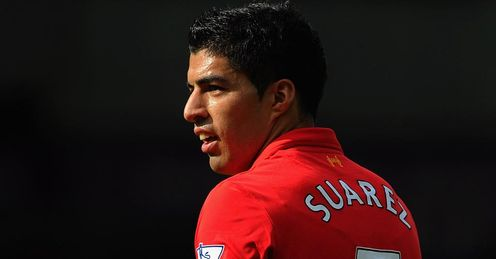 Suarez: will his woes in front of goal continue?