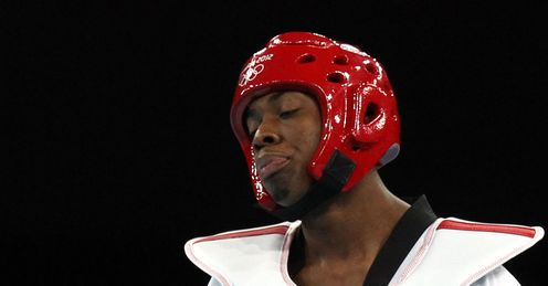 Lutalo Muhammad: Won a bronze medal