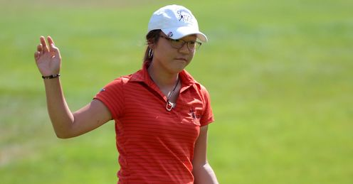 Teenage sensation: Lydia Ko