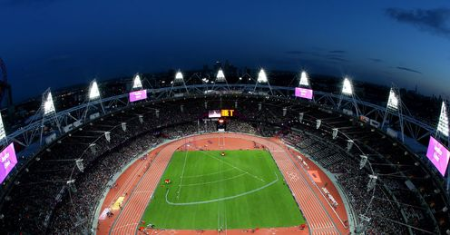 Leyton Orient could change their name if they move to the Olympic Stadium (above)