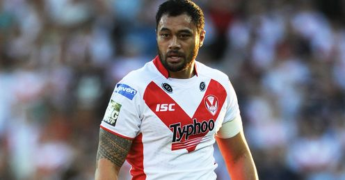 Tony Puletua - St Helens Super League