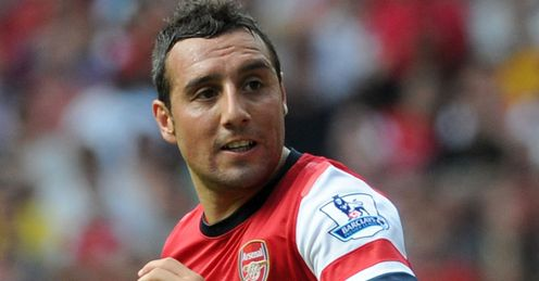 Cazorla: the Spaniard could be crucial to Arsenal's chances against Liverpool, says Merse