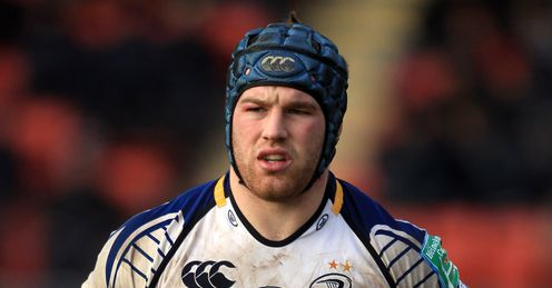 Sean O Brien Leinster away kit pro12