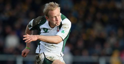 Shane Geraghty London Irish v Wasps 2009