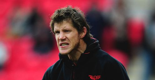Simon Easterby Scarlets