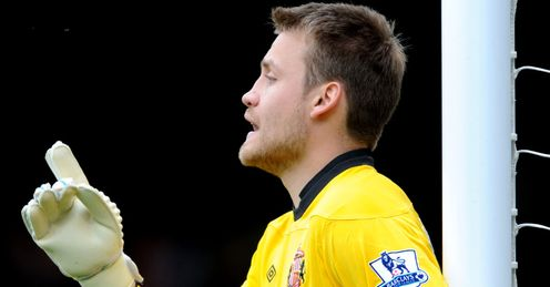 Simon Mignolet: Sunderland&#39;s player of the season so far, says Jeff - West Brom game aside