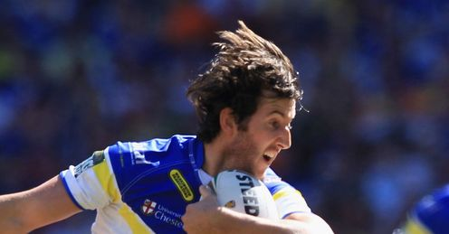 Stefan Ratchford warrington