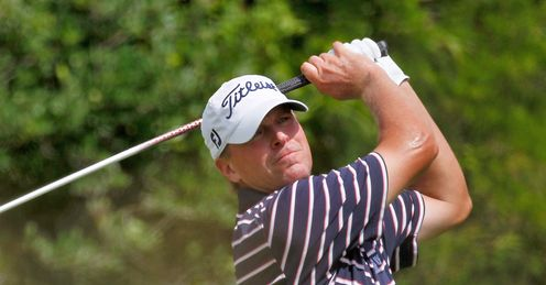 Steve Stricker: Defending champion