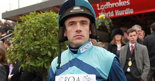  Ruby Walsh - 2012 Cheltenham Festival