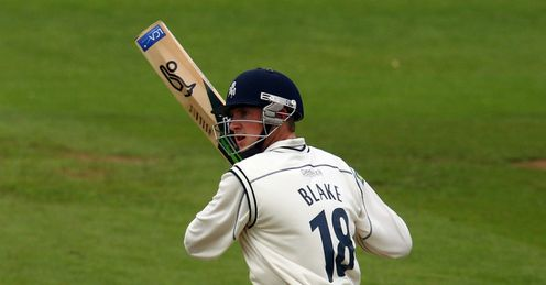 Alex Blake Kent v Yorkshire County Championship Headingley
