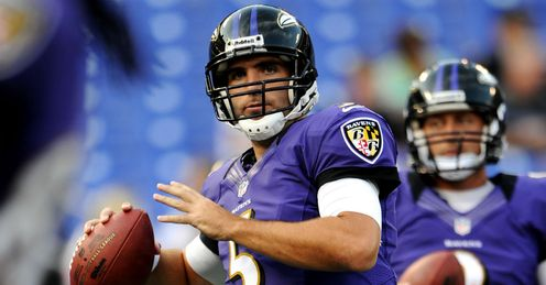 Flacco: the Baltimore star needs to step up, says Neil