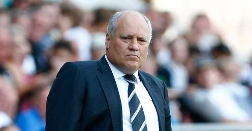 Jol: the Dutchman's Fulham side began their campaign with a comprehensive win over Norwich