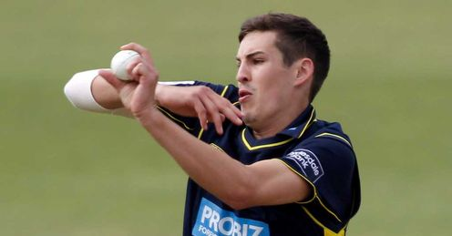 Chris Wood - Hampshire - 4/6/12