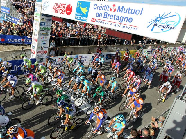 The GP Ouest France is Brittany&#39;s biggest race