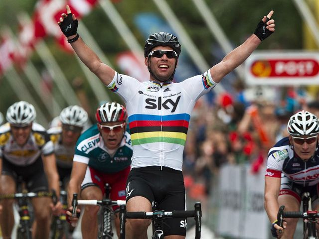 Cavendish: Perfect finish in Denmark